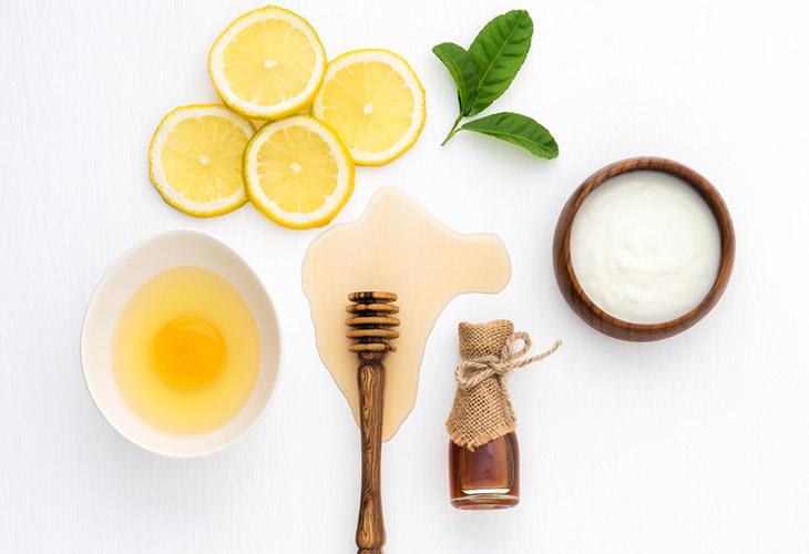 Mật ong kết hợp với trứng gà là mẹo chữa bệnh hiệu quả
