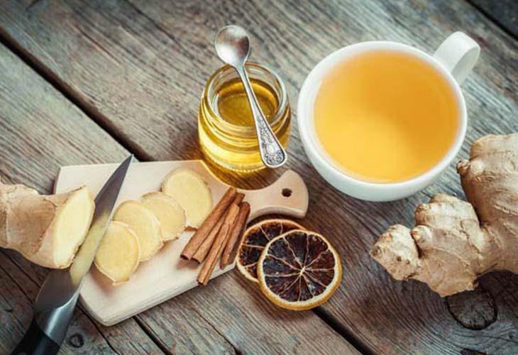 Gừng và mật ong là mẹo chữa bệnh tuyệt vời cho sức khỏe sinh lý của các đấng mày râu