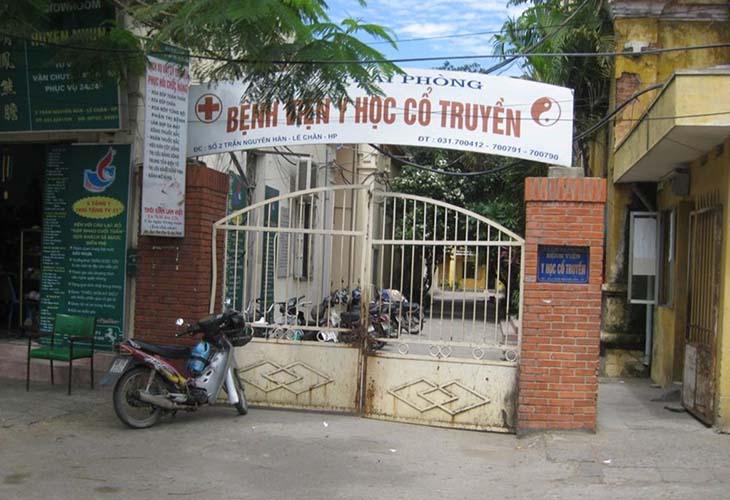 Bệnh viện Y học Cổ truyền Hải Phòng sở hữu các bài thuốc Đông y trị bệnh lý nam khoa hiệu quả