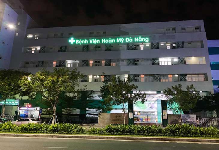 Bệnh viện Hoàn Mỹ là địa chỉ chữa xuất tinh sớm tại Đà Nẵng được nhiều nam giới lựa chọn