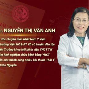 """Tiến sĩ, Bác sĩ Nguyễn Thị Vân Anh - Vị danh y """"mát tay"""" điều trị yếu sinh lý cho phái mạnh, cam kết HIỆU QUẢ sau 1 liệu trình"""