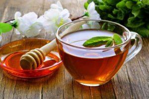 Giảm đau dạ dày hiệu quả với trà mật ong
