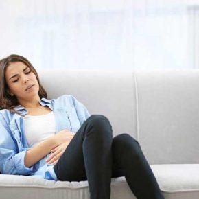 Các cơn đau dạ dày khi có thai thường biểu hiện rõ trong 3 tháng đầu