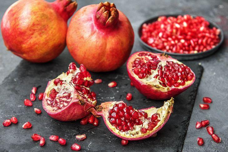 Trong lựu chứa nhiều dưỡng chất tốt cho dạ dày