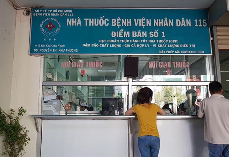 Bệnh viện Nhân Dân 115 là địa chỉ điều trị xuất tinh sớm ở Sài Gòn được nhiều người lựa chọn