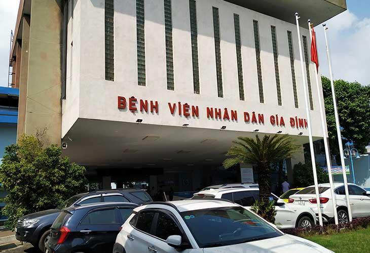 Bệnh viện Gia Định được trang bị hệ thống thiết bị hiện đại