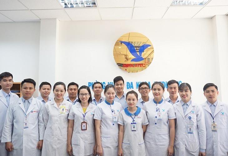Phòng khám Medlatec là một trong số những địa chỉ chữa xuất tinh sớm ở Sài Gòn được nhiều người biết tới
