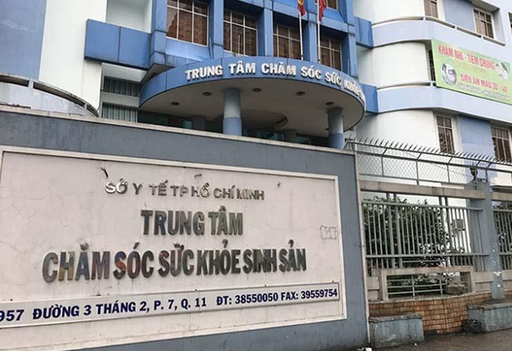 Trung tâm Chăm sóc Sức khỏe Sinh sản Thành phố Hồ Chí Minh là địa chỉ chuyên điều trị các bệnh lý nam khoa uy tín
