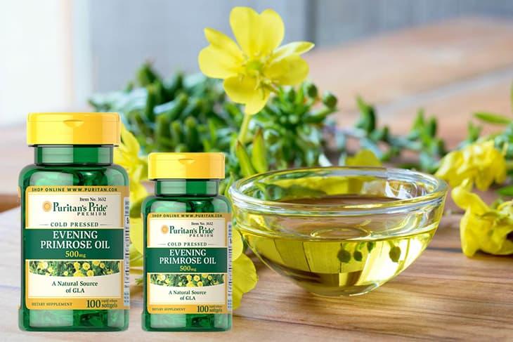 Sản phẩm sở hữu thành phần chính là tinh dầu hạt cây hoa anh thảo