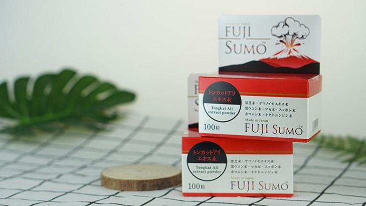 Fuji Sumo cần được bảo quản nơi khô ráo, thoáng mát