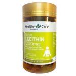 Healthy Care Super Lecithin 1200Mg mầm đậu nành 100 viên mẫu mới