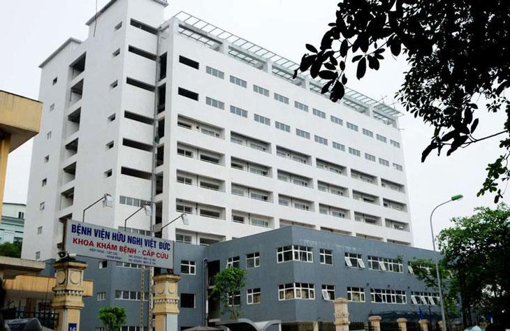 Khám, chữa dạ dày uy tín tại bệnh viện Việt Đức