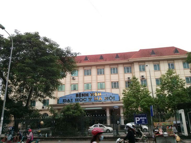 Khám dạ dày chất lượng tại bệnh viện Đại học Y Hà Nội
