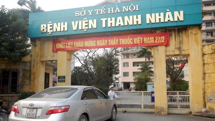 Bệnh viện Thanh Nhàn, cơ sở y tế chữa dạ dày tốt tại Hà Nội