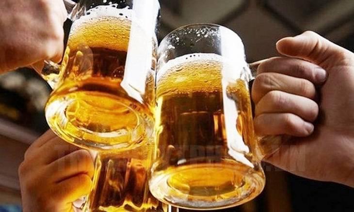 Sử dụng chất kích thích rượu bia quá nhiều