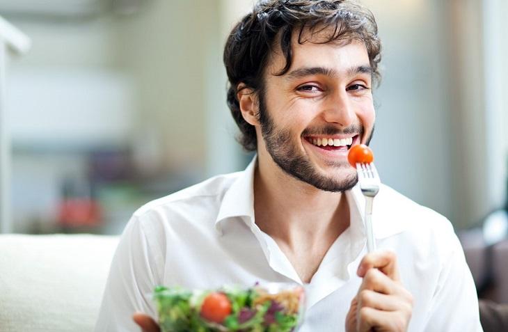 Có một chế độ dinh dưỡng cân bằng và hợp lý