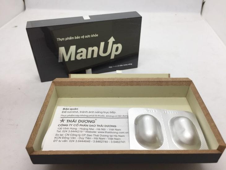 Người dùng có thể tìm mua ManUp ở các hiệu thuốc trên thị trường hoặc các trang thương mại điện tử