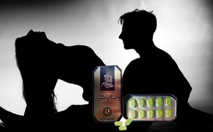 Viên uống tăng cường sinh lý chỉ sử dụng cho nam giới trên 18 tuổi