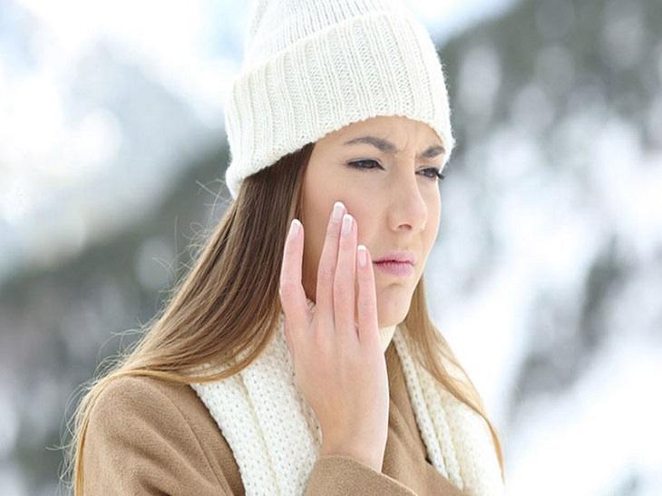 Nổi mề đay khi trời lạnh là tình trạng mà nhiều người dễ mắc phải