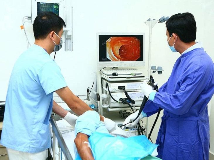 Người bệnh sẽ phải đợi từ 1 - 2 tiếng để nhận kết quả