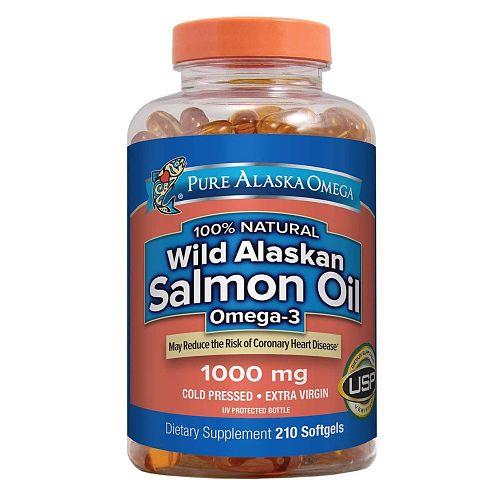 Dầu cá hồi Wild Alaskan Omega 3