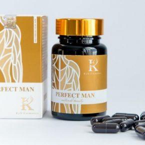 Perfect Man được nghiên cứu và sản xuất bởi Công ty TNHH một thành viên Thương mại Dịch vụ Kyo