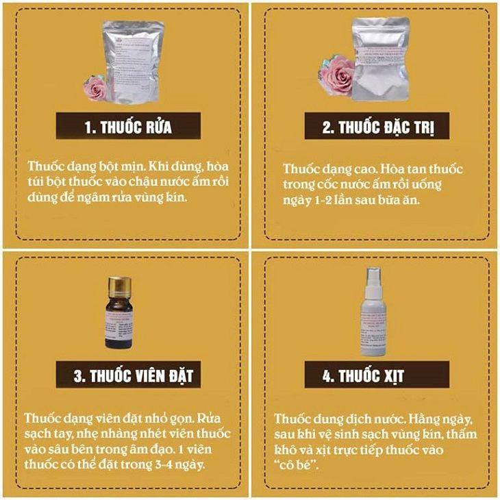 Phụ Khang Đỗ Minh chữa viêm âm đạo hiệu quả