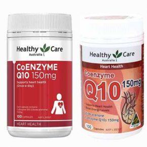 Q10 healthy care mẫu mới nhất là bên tay trái