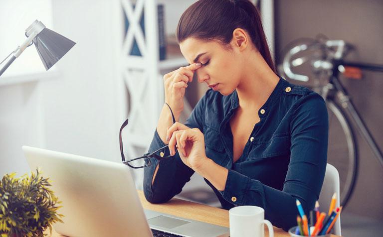 Quản lý căng thẳng có tác dụng ngăn chặn bệnh chuyển biến sang mức độ nặng hơn