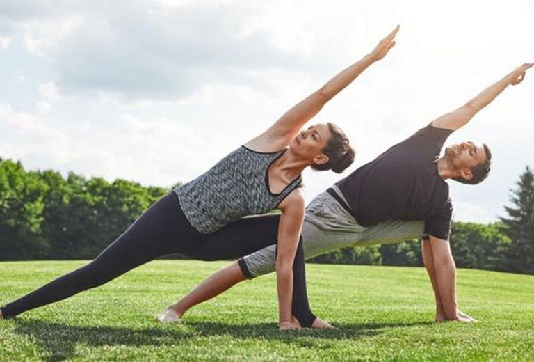 Tập thể dục mỗi ngày giúp phòng ngừa chứng trào ngược dạ dày gây hôi miệng