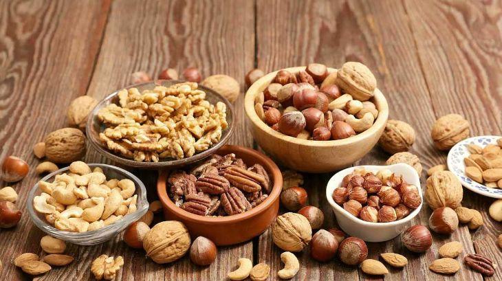 Các loại hạt rất tốt cho sức khỏe nhưng cần phải chế biến chín kỹ và mềm để dễ tiêu hóa