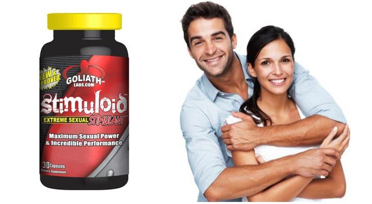 Viên uống Stimuloid tốt cho nam giới