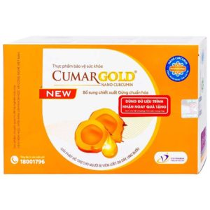 Viên uống hỗ trợ bệnh đau dạ dày CumarGold