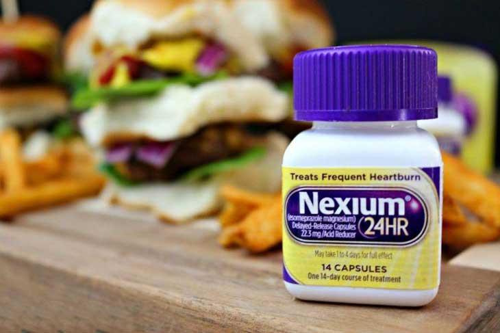 Viên uống hỗ trợ bệnh dạ dày Nexium 24hr