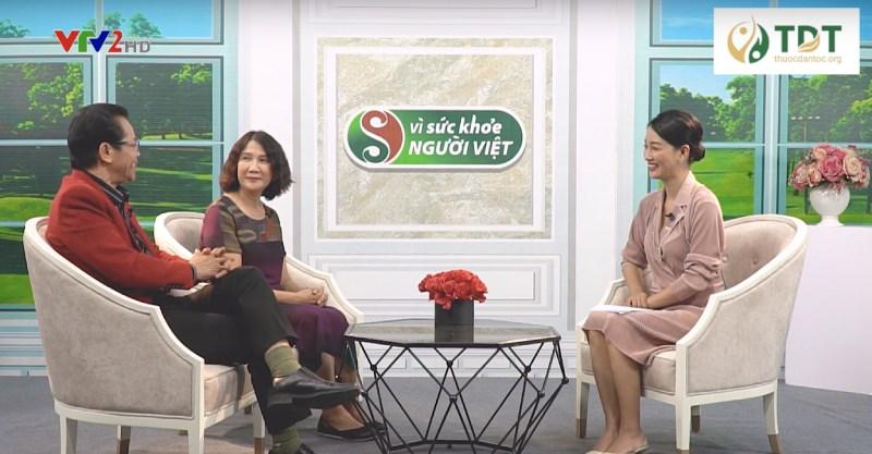 Bác sĩ Tuyết Lan tư vấn cách chữa dạ dày trên kênh VTV2