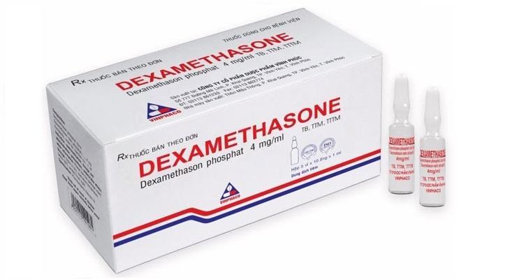 Thuốc trị nổi mề đay Dexamethasone được tin dùng hiện nay