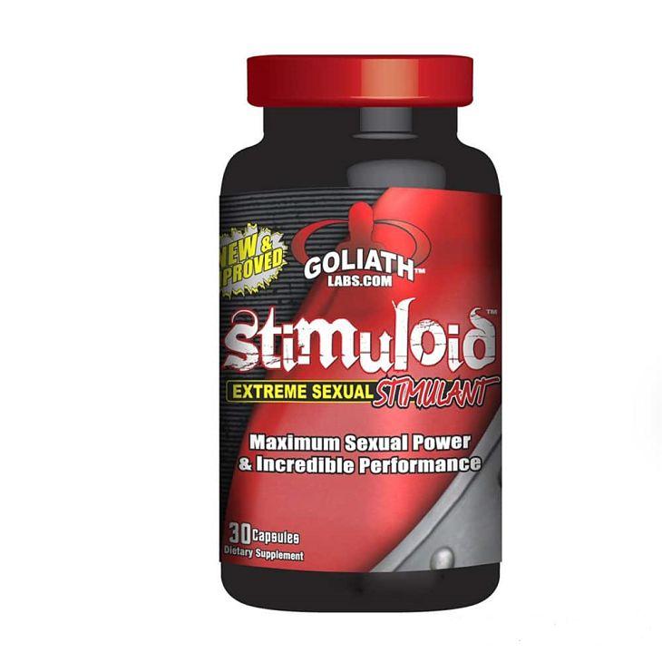 Thuốc trị suất tinh sớm Stimuloid