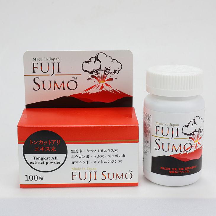 Fuji Sumo được bào chế từ các loại thảo dược thiên nhiên