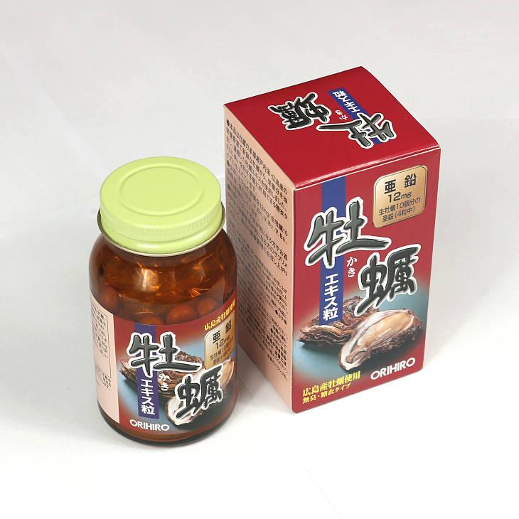 Tinh chất hàu Ohirio là sản phẩm nam giới bị xuất tinh sớm nên lựa chọn