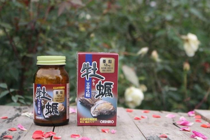Tinh chất hàu tươi Orihiro là sản phẩm có xuất xứ từ Nhật Bản