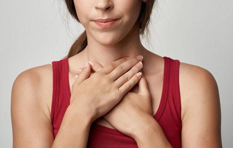 Trào ngược dạ dày là hiện tượng dịch vị tiêu hóa từ dạ dày trào ngược lên thực quản
