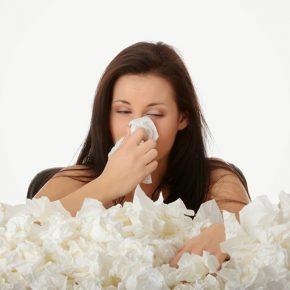 Viêm mũi dị ứng gây nên những phiền toái, khó chịu cho người bệnh