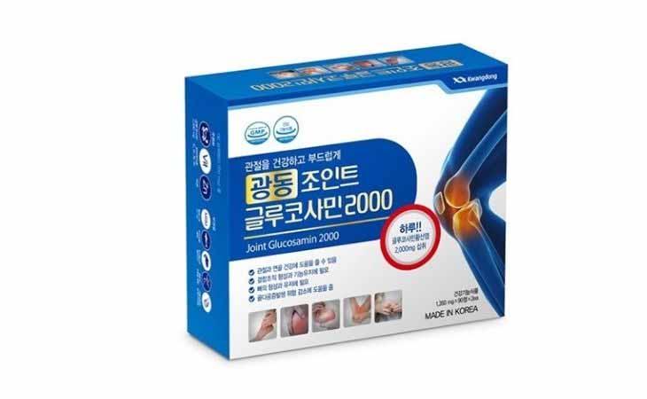 Viên uống bổ xương khớp kwangdong là sản phẩm được nhiều người đánh giá cao về hiệu quả