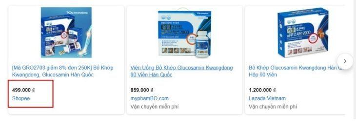 Người dùng nên cẩn trọng với những sản phẩm có giá thành quá rẻ