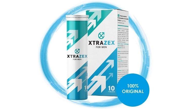 Xtrazex là viên uống có tác dụng tăng khả năng cương dương