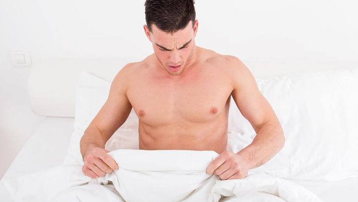 Xuất tinh sớm có thể gây ra một số bệnh lý nam khoa