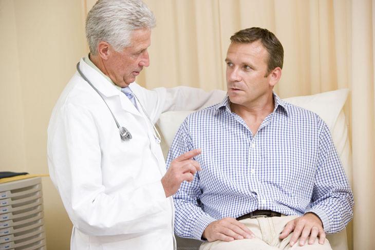 Người bệnh nên đi khám bệnh sớm và điều trị kịp thời