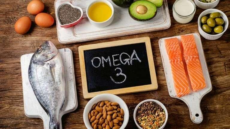 Bổ sung các thực phẩm giàu Omega 3