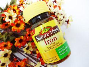 Chi tiết sản phẩm viên uống bổ sung sắt Nature Made Iron