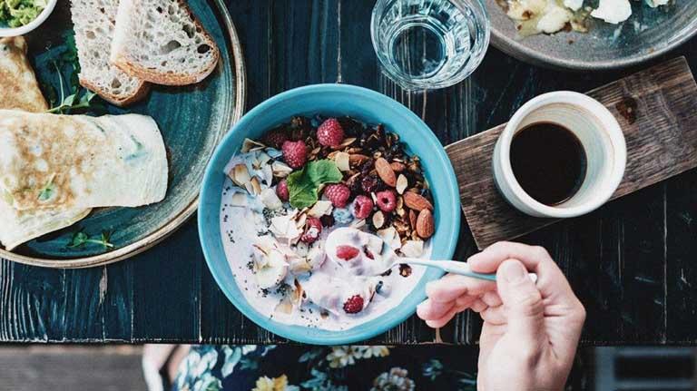 Ăn uống khoa học giúp nâng cao sức khỏe và ổn định hoạt động của cơ quan tiêu hóa